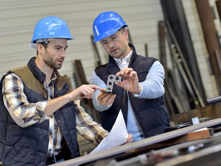Il nostro team di professionisti è sempre alla ricerca delle ultime tecnologie al servizio della progettazione.